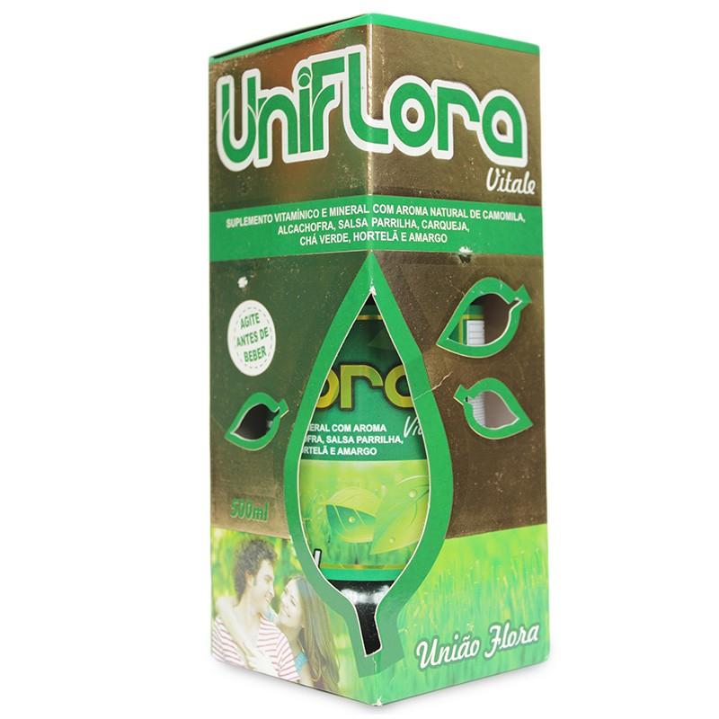 Uniflora Vitale - 500ml - União Flora