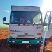 CAMINHAO OFICINA 1191 FORD CARGO 1717E