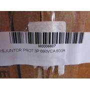 DISJUNTOR PROT METASOL ABS 803C 3P 690VCA 800A