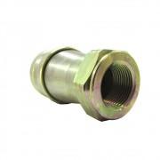 ENGATE RAPIDO FEMEA ACO FORJADO ASTM A-234 - 3/4