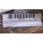 MANGUEIRA DE ASPIRACAO DO FILTRO DE AR - VW 2S2129973C