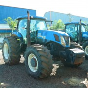 TRATOR 4X4 242V NEW HOLLAND T 7.245