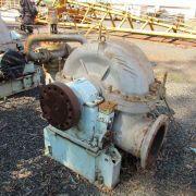 TURBINA DME-700  3000 HP  4000 RPM  PRESSÃO DE TRABALHO 21 KGF/CM²  VAPOR 300ºC