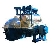 TURBINA WESTHINGHOUSE 45KGF/CM² 7,5MW