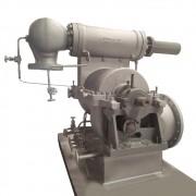 TURBO REDUTOR TGM 6,5MW 43KGF/CM²