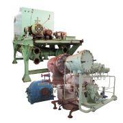 TURBO REDUTOR - TURBINA TGM TM-25000A 22 MW / REDUTOR RENK ZANINI TA-63N 21,866MW