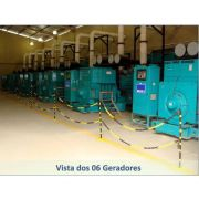 UNIDADE TERMOELÉTRICA 15 MVA (10,95 MW)