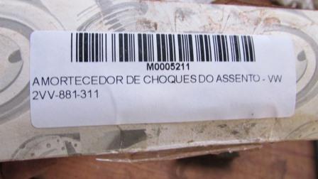 AMORTECEDOR DA SUSPENSAO DIANTEIRA 46796276 - FIAT
