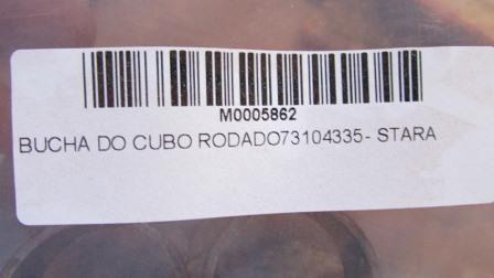 BUCHA DO CUBO RODADO STARA 73104335