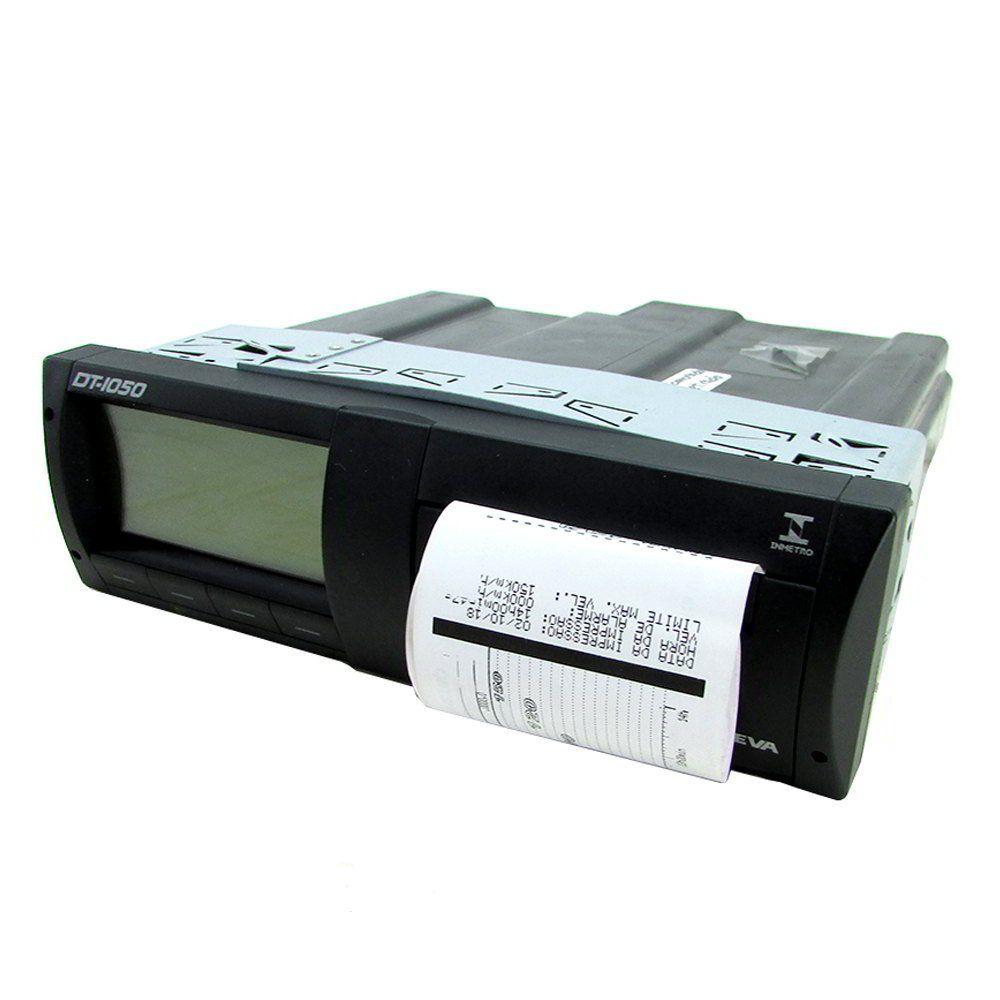 Computador de Bordo SEVA DT-1050 WGA Função Tacógrafo com GPS