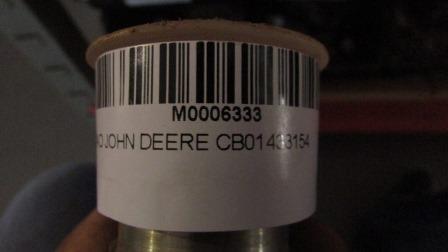 CONEXAO JOHN DEERE CB01433154