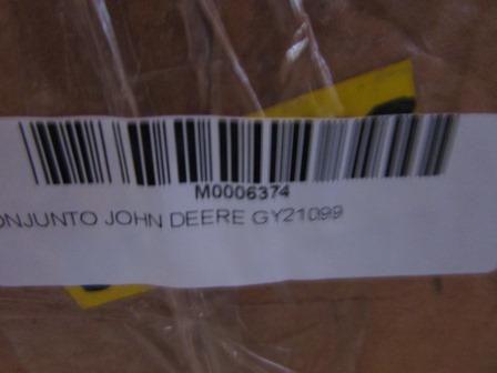 CONJUNTO JOHN DEERE GY21099