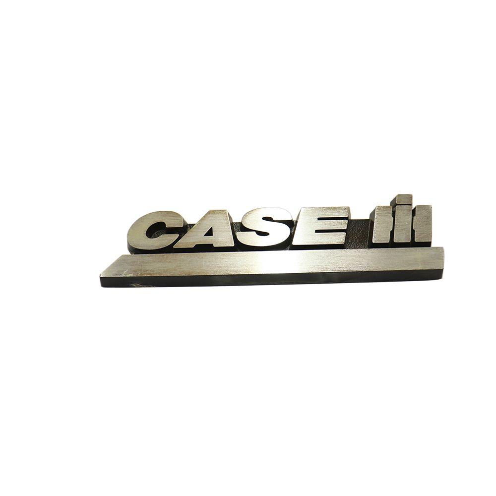 EMBLEMA TETO CABINA CASE 186882A1