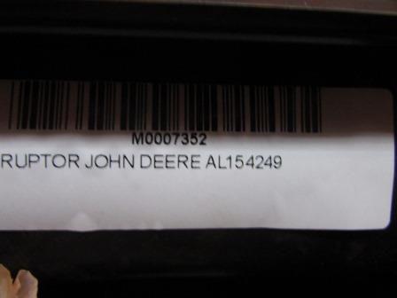 INTERRUPTOR JOHN DEERE AL154249