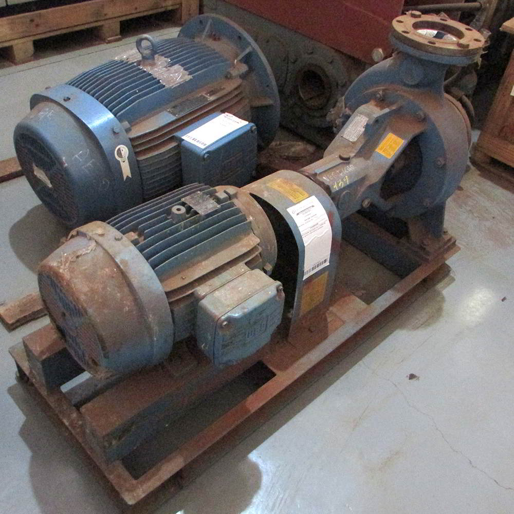 MOTO BOMBA 125-300 BCM 15CV 1170 RPM
