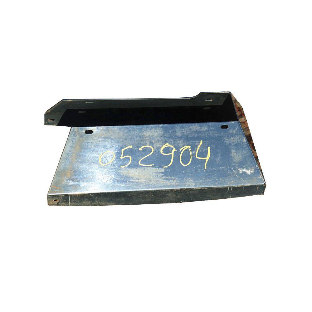 PLACA PROTEÇÃO CABINA CASE 87718914