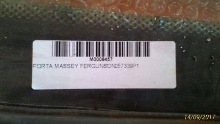 PORTA MASSEY FERGUNSON 057339P1