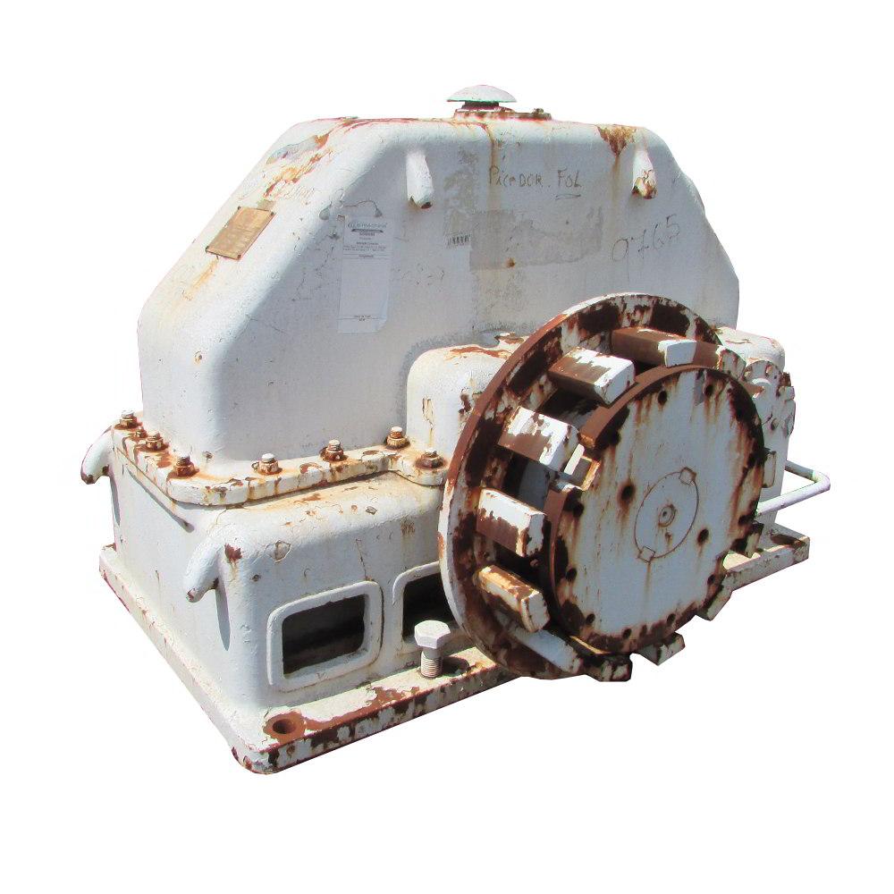 REDUTOR DEDINI F1A-590  750HP  F S  2 0  5526 RPM ENTRADA E 700 RPM SAÍDA  F R  1 7 895 (101 767)
