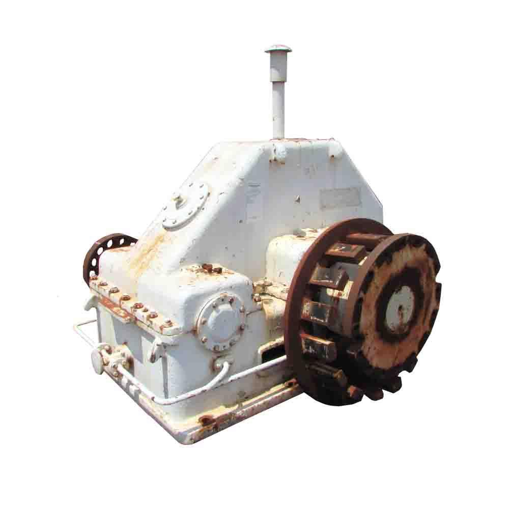 REDUTOR DEDINI F1B-700  1500HP  F S  1 9  4013 RPM ENTRADA E 630 RPM SAÍDA  F R  1 6 37 (101 764)