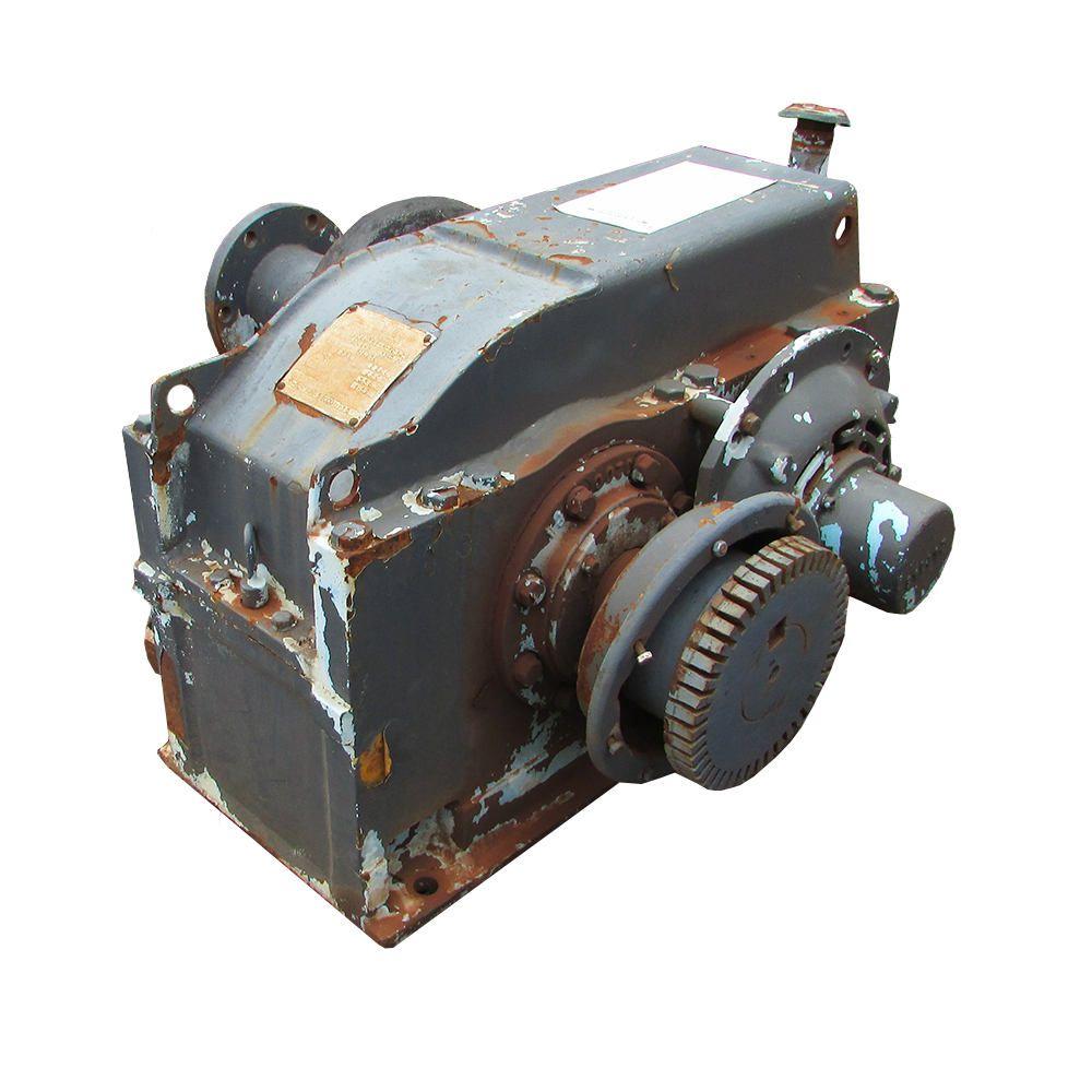 REDUTOR FALK  MODELO 2060 Y H 1-K-FC 1 2 S  REDUÇÃO 1 1 25  1150 RPM DE ENTRADA  2200 RPM DE SAÍDA