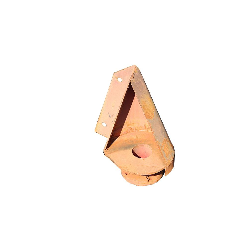 SUPORTE DE ACO ASTM- A36 DO LADO ESQUERDO DO PIRULITO DO DIVISOR DE LINHA 87435257