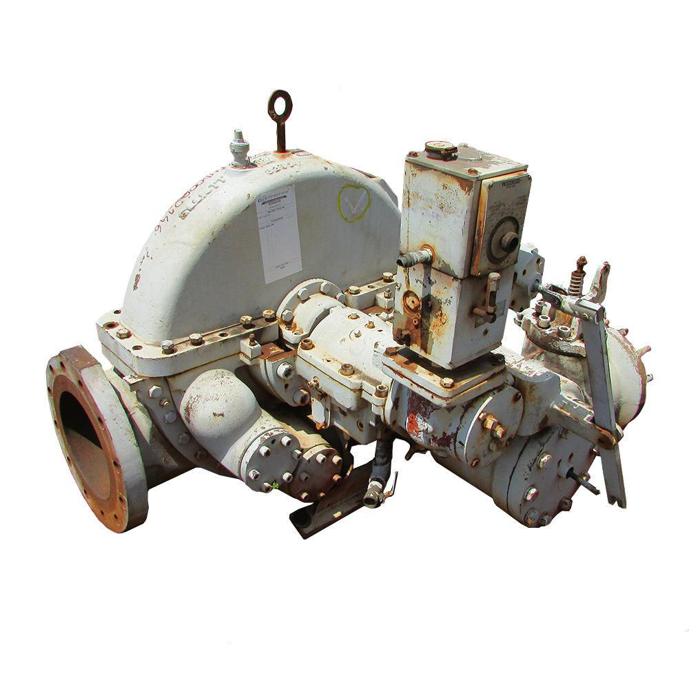 TURBINA ELLIOTT 750