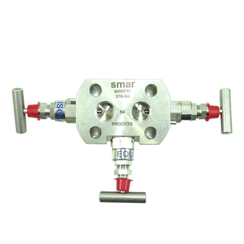 VALVULA MANIFOLD SMVY3-S11-TS