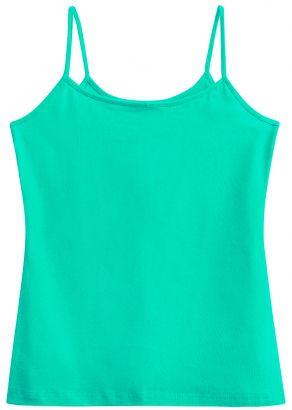Blusa ADULTO Feminina Verão Verde Malwee