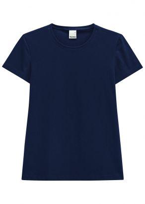 Blusa Feminina ADULTO Azul Malwee