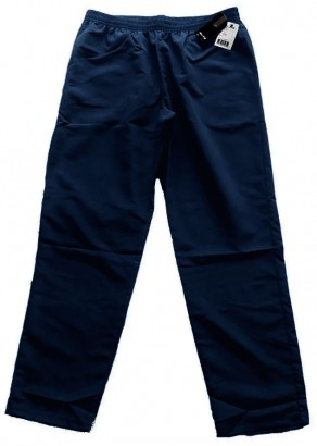 Calça de Tactel Infantil Masculina Inverno Azul Elite