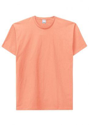 Camiseta ADULTO Masculina Verão Rosa Malwee