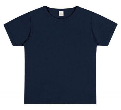 Camiseta Infantil Masculina Verão Marinho Elian