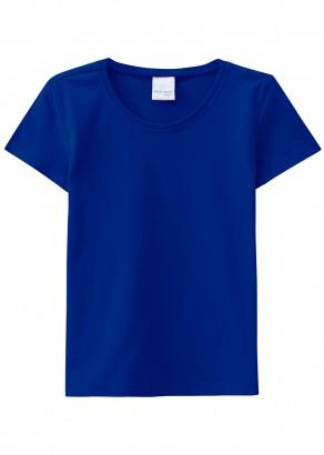 Camiseta Infantil Verão Azul Resistente a Água Malwee