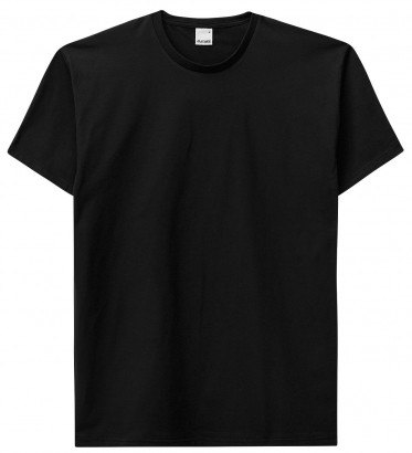 Camiseta Masculina ADULTO Preta Malwee