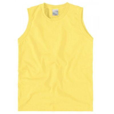 Regata Infantil Masculina Amarela Malwee