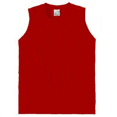Regata Infantil Masculina Vermelha Malwee