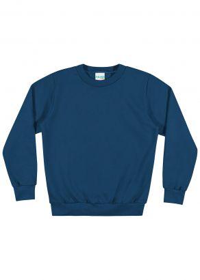 Casaco Infantil Inverno Azul Malwee