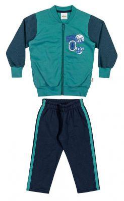 Conjunto Infantil Masculino Inverno Verde Someday Elian