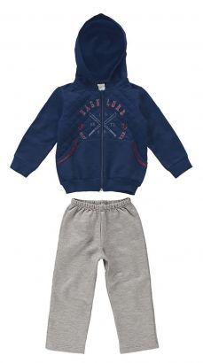 Conjunto Infantil Masculino Inverno Azul Marinho Base Lord Malwee