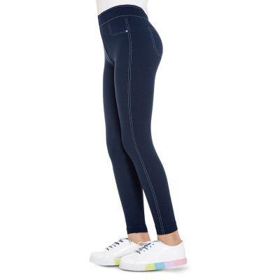 Legging Infantil Jeans Fio 150 Lupo