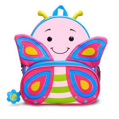 Mochila Infantil Let s Go Cindy Comtac Kids