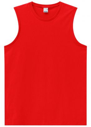 Regata ADULTO Masculina Verão Vermelha Malwee