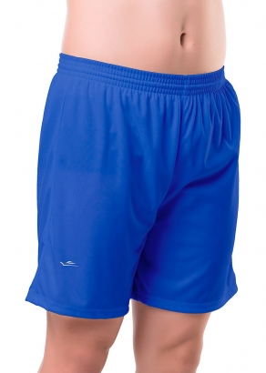Short Infantil Masculino Azul Royal - Elite