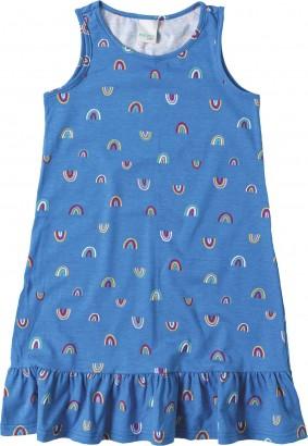 Vestido Verão Azul Rainbow Malwee