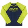 Blusa com Proteção UV Infantil Azul Boys - Quimby