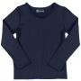 Blusa com Proteção UV Infantil Azul - Quimby