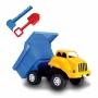 Caminhão Caçamba Infantil com Pá e Rastelo - Marbel