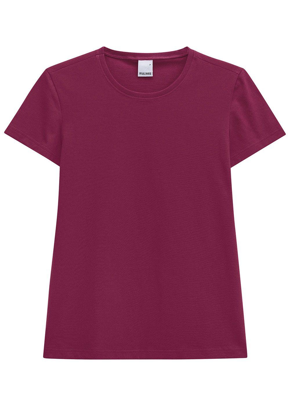 Blusa Feminina ADULTO Verão Vermelha Malwee