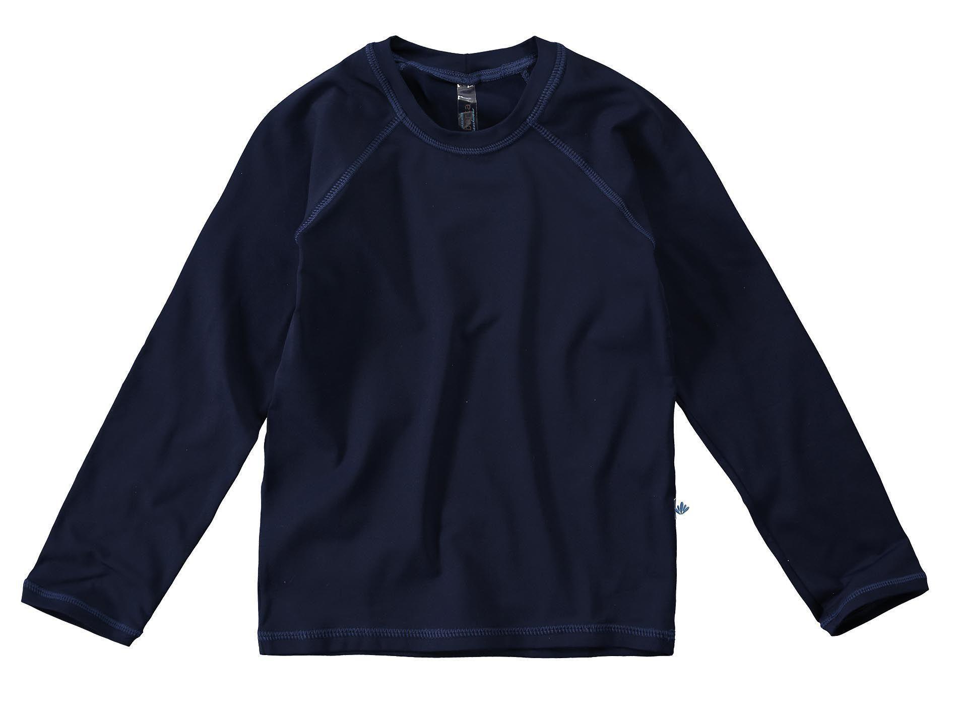 Blusa Infantil com Proteção UV 50+ Marinho Malwee