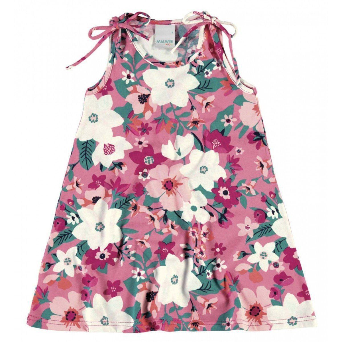 Blusa Infantil Feminina Branca LadyBug Malwee